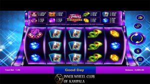 Permainan Slot Online Jokers Treasure